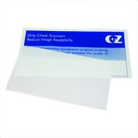 Check Scanner Cleaning Card K2-CIB25