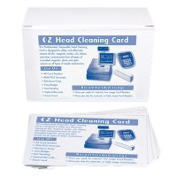 Card Reader Cleaning Cards CR50 K2-H50B50