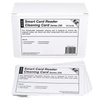 Smart Card Reader Cleaning Cards K2-HSCB50