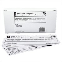 MICR Check Reader Currency Counter Cleaning Cards K2-MCRB25