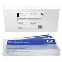 ATB Thermal Printer Cleaning Cards K2-TB3258B25 *** Discontinued ** Archive Pruposes