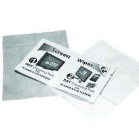 EZ Screen Wipes Dual Wet/Dry Solution Wipes K2-WDT25