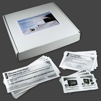 POS Cleaning Kit containing TransAct's Ithaca 8000/40 Printer Cleaning Card KWTRA-ITHK1